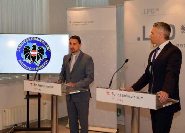 تعيين أردني مديرا للاستخبارات النمساوية