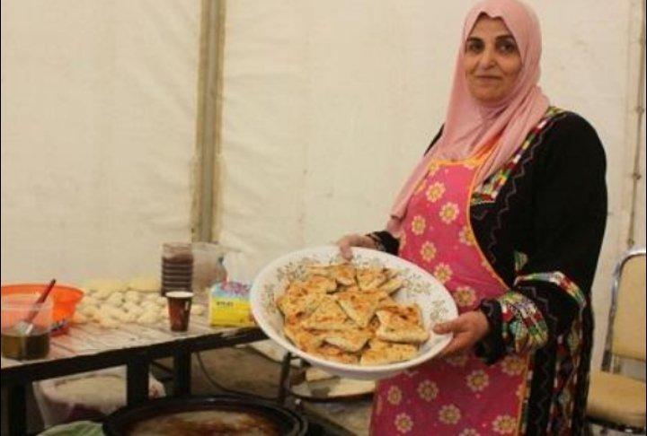 الاردنية فريال الكوفحي.. ملكة الأكلات الشعبية