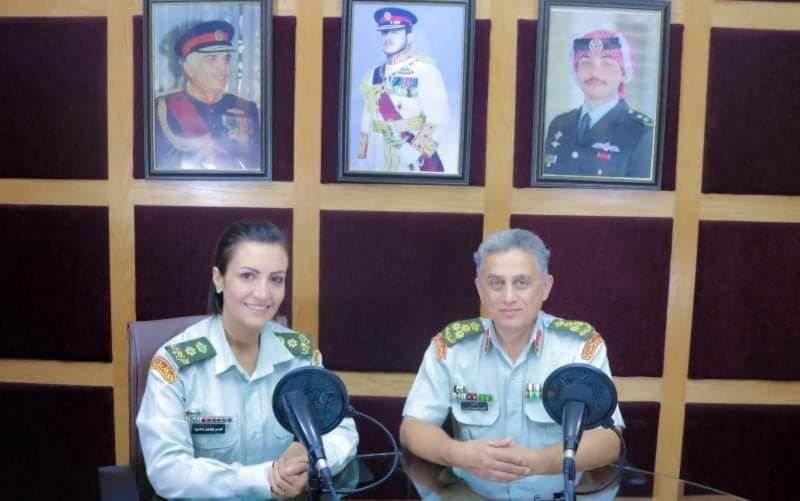 برنامج  مستشارك الطبي يستضيف العميد الطبيب عامر الغرايبة