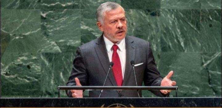 الملك يلقي كلمة مسجلة في اجتماعات الجمعية العامة للأمم المتحدة الأربعاء