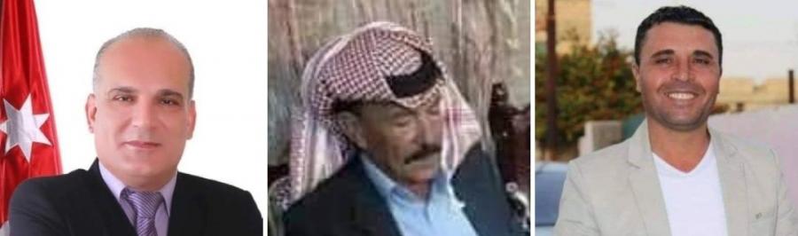 لواء الكورة بمحافظة اربد يودع اربعة من ابنائه