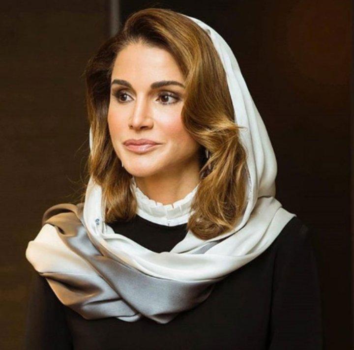 الملكة تعزي بوفاة الزميل عصام العمري