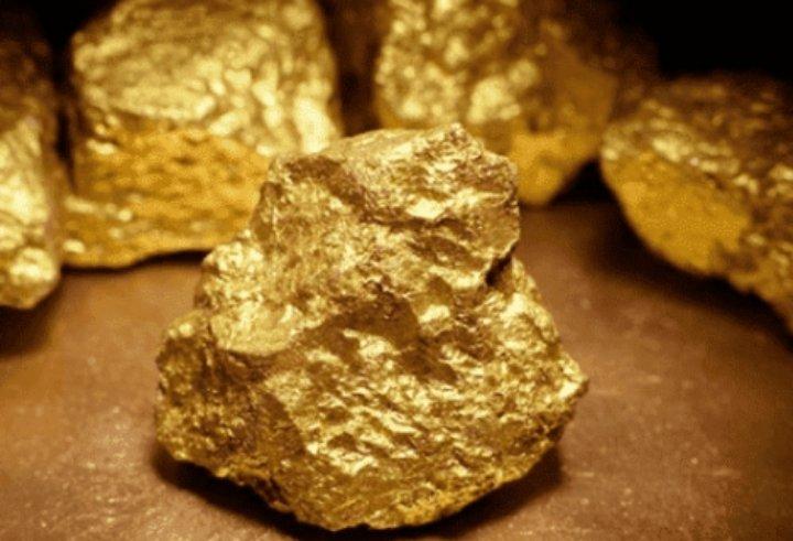 النسور الذهب الخام موجود جنوب الأردن